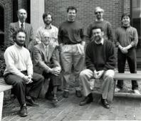 NIU music faculty Spring 1990