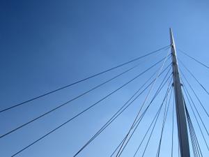 Denver's Millennium Bridge