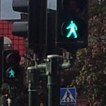 Walk signals in Sweden (2 of 5)