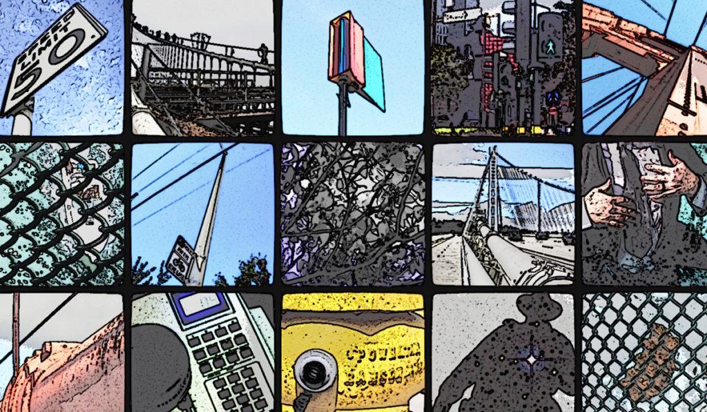 Partial cartoon image for Pour Your Own (musique) Concrète